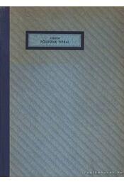 Földünk titkai - Fenton, Carroll Lane - Régikönyvek