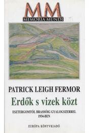 Erdők s vizek közt - Fermor, Patrick Leigh - Régikönyvek