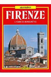 Firenze - A város és remekművei - Régikönyvek
