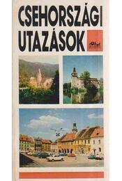 Csehországi utazások - Firon András - Régikönyvek