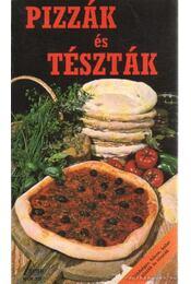 Pizzák és tészták - Fischer, Paulette - Régikönyvek