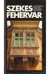 Székesfehérvár - Fitz Jenő - Régikönyvek