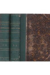 Études et lectures sur l'astronomie 1-4. - Flammarion, Camille - Régikönyvek