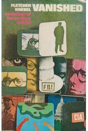 Vanished - Fletcher Knebel - Régikönyvek