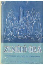 Zenélő óra - Fodor Gyula - Régikönyvek