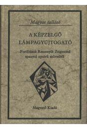 A képzelgő lámpagyújtogató - Fogarassy Miklós - Régikönyvek