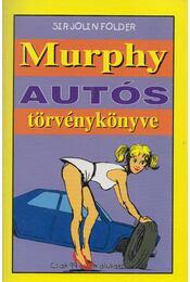 Murphy autós törvénykönyve - Folder, Jolin - Régikönyvek