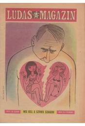 Ludas Magazin 1977. 10. szám - Földes György - Régikönyvek