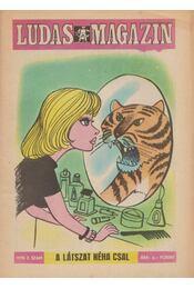 Ludas Magazin 1978. 2.szám - Földes György - Régikönyvek