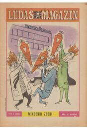 Ludas Magazin 1978. 9. szám - Földes György - Régikönyvek