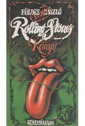 Rolling Stones könyv - Földes László - Régikönyvek