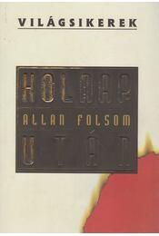 Holnapután - Folsom, Allan - Régikönyvek