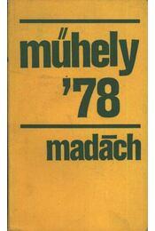 Műhely '78 - Fonod Zoltán - Régikönyvek
