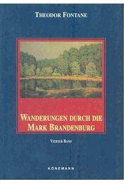 Spreeland -  Beeskow-Storkow und Barnim-Teltow - Fontane, Theodor - Régikönyvek