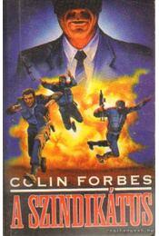 A szindikátus - Forbes, Colin - Régikönyvek