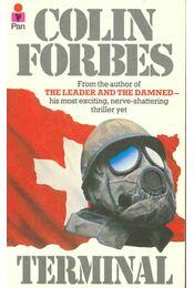 Terminal - Forbes, Colin - Régikönyvek
