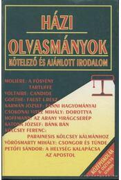 Házi olvasmányok - Forgács Anna, Osztovits Szabolcs - Régikönyvek
