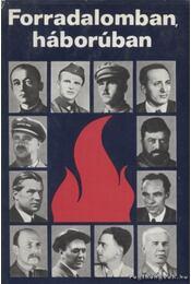 Forradalomban, háborúban - Hetés Tibor - Régikönyvek