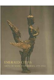 Emerald Cities - Forrest McGill - Régikönyvek