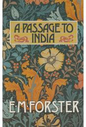 A Passage to India - FORSTER, E.M. - Régikönyvek