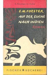 Auf der Suche Nach Indien - FORSTER, E.M. - Régikönyvek