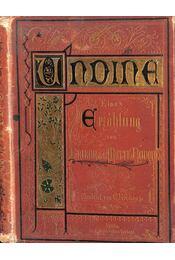 Undine - Fouqué, Friedrich Baron de la Motte - Régikönyvek