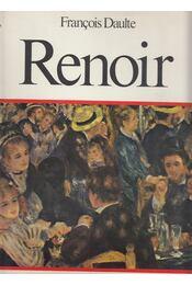 Auguste Renoir - Francois Daulte - Régikönyvek