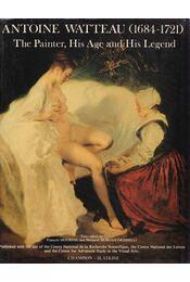 Antoine Watteau (1684 - 1721) - Francois Moureau, Morgan Grasselli - Régikönyvek