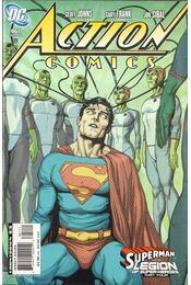 Action Comics 861. - Frank, Gary, Geoff Johns - Régikönyvek