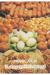 Krumpliskönyv - Frank Júlia - Régikönyvek