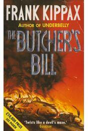 The Butchers's Bill - Frank Kippax - Régikönyvek