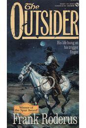 The outsider - Frank Roderus - Régikönyvek