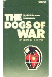 The Dogs of War - Frederick Forsyth - Régikönyvek