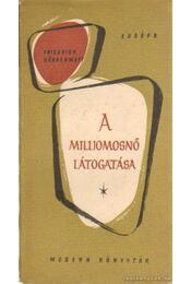 A milliomosnő látogatása - Friedrich Dürrenmatt - Régikönyvek