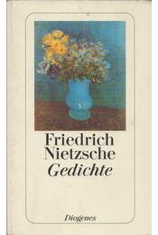 Gedichte - Friedrich Nietzsche - Régikönyvek