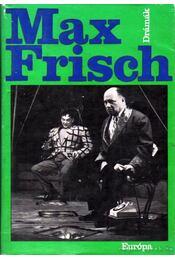 Max Frisch drámák - Frisch, Max - Régikönyvek