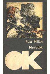 Nevetők - Füst Milán - Régikönyvek