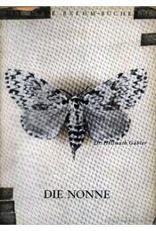 Die Nonne (Az apácapille) - Gabler, Hellmuth - Régikönyvek