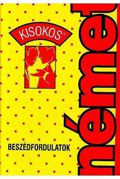 Német kisokos - Beszédfordulatok - Gábor Anikó - Régikönyvek
