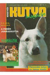 Nemzetközi Kutya Magazin I. évf. 1996/2. - Gácsi Márta - Régikönyvek