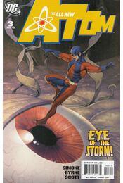 The All New Atom - Gail Simone, Byrne, John - Régikönyvek