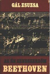 Az én zeneszerzőm Ludwig van Beethoven - Gál Zsuzsa - Régikönyvek