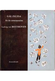 Ludwig van Beethoven - Gál Zsuzsa - Régikönyvek