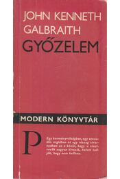 Győzelem - Galbraith, John Kenneth - Régikönyvek
