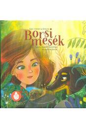 Borsi mesék - Cica-galiba - Borsi ünnepel - Gáll Viktória Emese - Régikönyvek