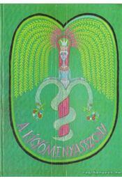 A kígyómenyasszony - Gállos Orsolya - Régikönyvek