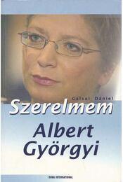 Szerelmem Albert Györgyi - Galsai Dániel - Régikönyvek