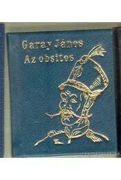 Az obsitos - Garay János - Régikönyvek