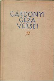 Gárdonyi Géza versei - Gárdonyi Géza - Régikönyvek
