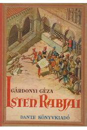 Isten rabjai - Gárdonyi Géza - Régikönyvek